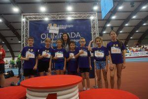 Halowa Olimpiada LDK- Spała 2016